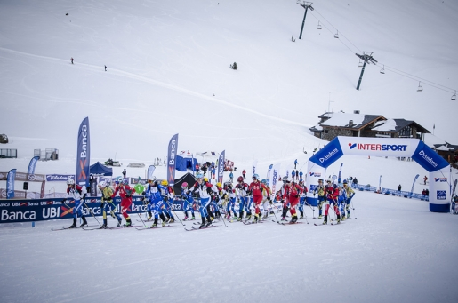 Ski Mountaineering World Cup 2017, Laetitia Roux, Anton Palzer, Marti Werner and Emelie Forsberg win in Andorra
