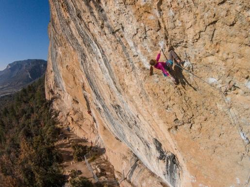 Laura Rogora / Climbing into the future