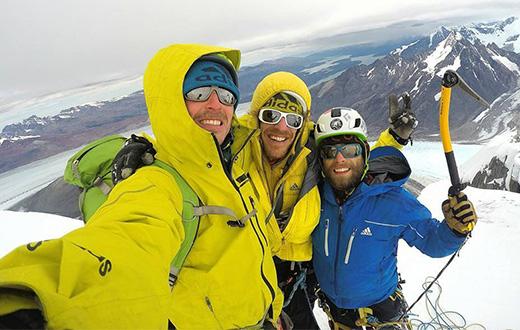 Cerro Murallón, la Patagonia, l'alpinismo e una storia d'altri tempi: la prima sulla Est di Bacci, Bernasconi e Della Bordella