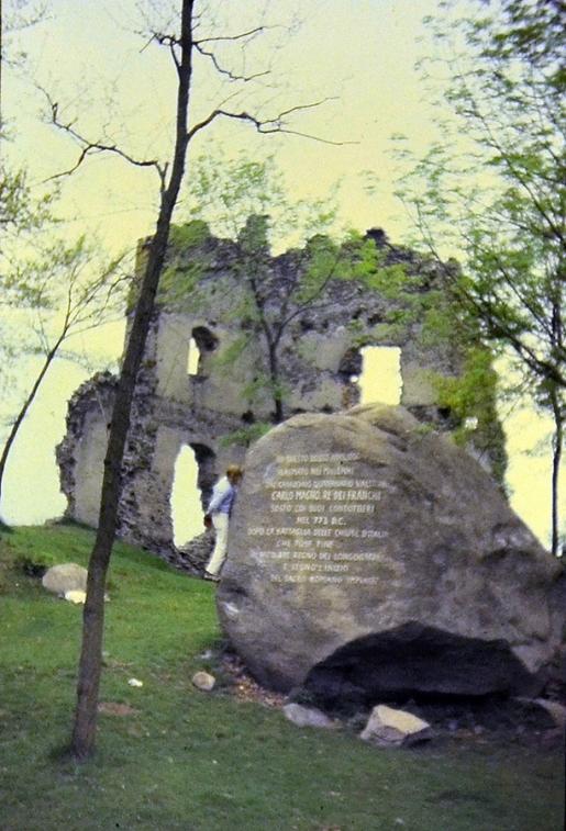 Addio all'arrampicata sul Masso del Conte Verde