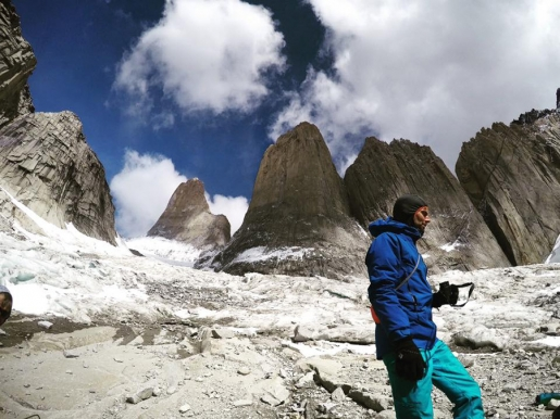 Paine Towers, Nicolas Favresse, Sean Villanueva O'Driscoll and Siebe Vanhee free another big climb in Patagonia