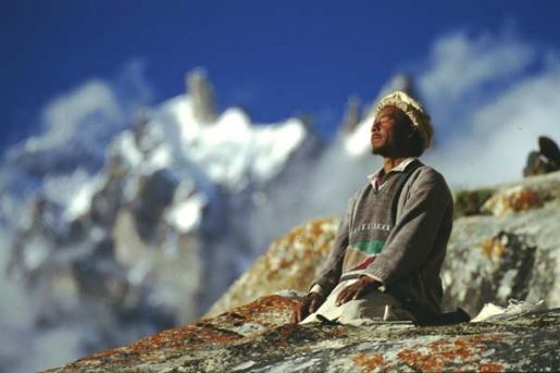 Luca Vuerich, la montagna e l'alpinismo: le foto in mostra a Resia