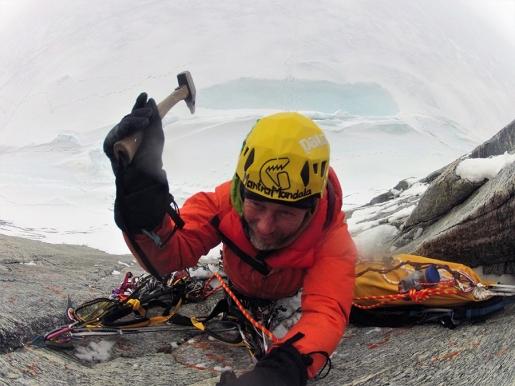 Marek Raganowicz, intervista dopo l'arrampicata big wall a Baffin Island