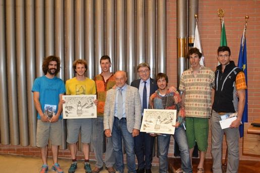 Premio Paolo Consiglio 2017: Rio Turbio 2017 in Patagonia e Kishtwar Shivling 2016 in India