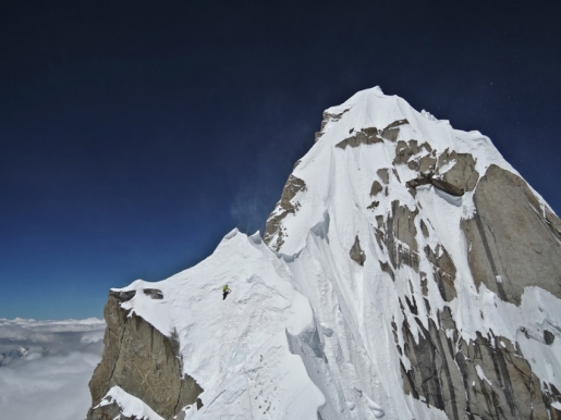 First Ascent, the Kunyang Chhish East film featuring Simon Anthamatten, Matthias and Hansjörg Auer