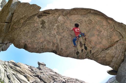 Monte Limbara and the new trad climbing in Sardinia
