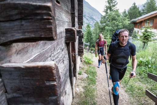 Red Bull X-Alps, the going gets tough even for Christian Maurer
