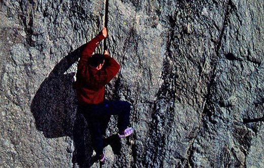 The children of Fessura Kosterlitz: the legendary crack climb in Valle dell'Orco