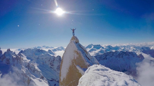 Patagonia: Markus Pucher claims first solo winter ascent of Aguja Guillaumet