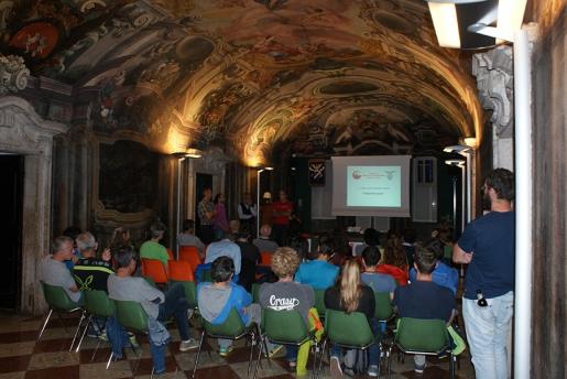Scuola Graffer di Trento dedica il corso di arrampicata a Roberto Bassi
