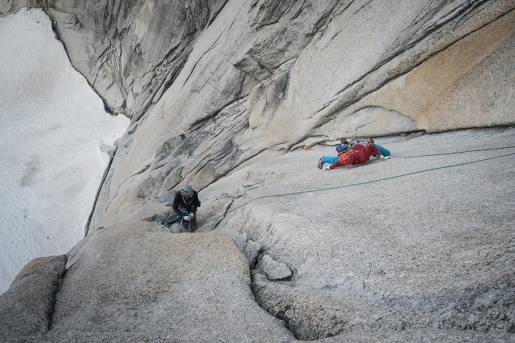 Bugaboos climbing: Leo Houlding and Will Stanhope enchain Howser Towers in a day