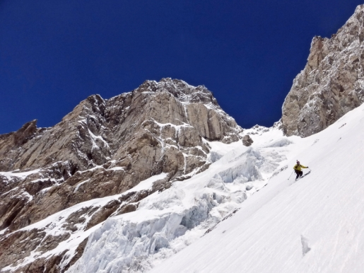 Mt. Ushba: Slovakians score first ski descent in Georgian Caucasus