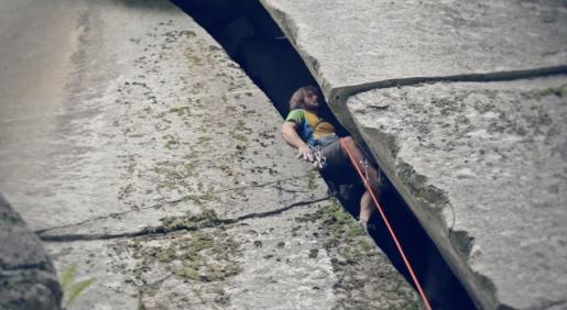 Arrampicata in fessura con le Guide alpine italiane #8: camini