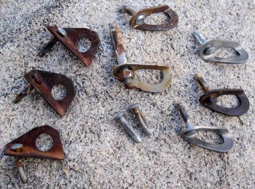 L'American Safe Climbing Association richioda 20.000 spit