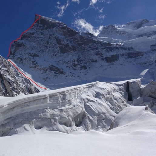 Rungofarka, Himalaya: Tino Villanueva and Alan Rousseau first ascent video