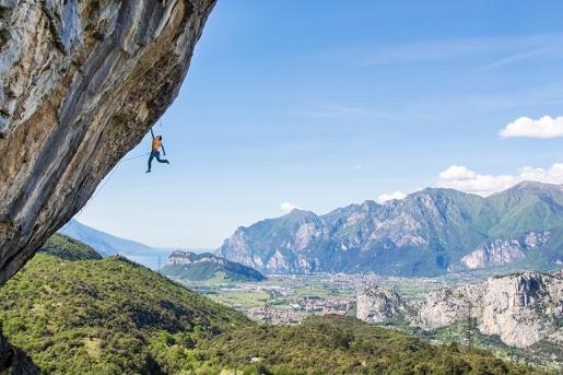 Matteo Pavana, la fotografia e l'arrampicata da punti di vista sempre diversi