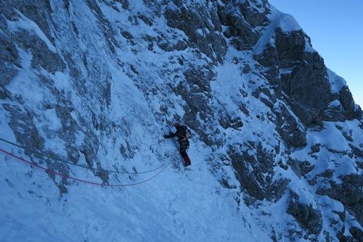 Alpinismo arrampicata notizie di montagna su for Cabine vicino montagna di sangue