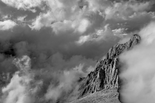 L'idea della Montagna, il Gran Sasso e le foto di Luigi Tassi