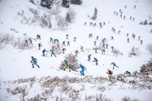 Transcavallo 2018: Eydallin - Magnini e Valmassoi - Theocharis sono i nuovi campioni italiani di scialpinismo