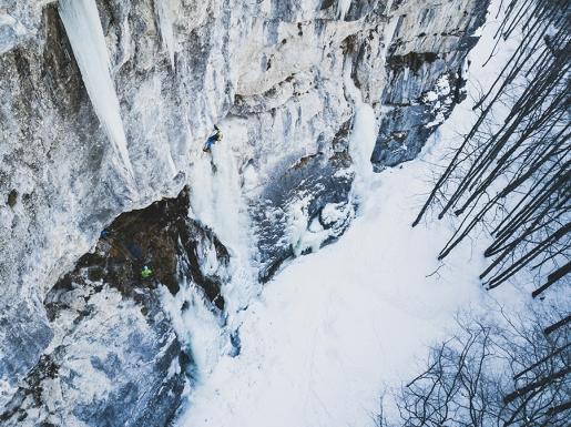 L'ultima Frangia, nuova via di misto in Val Brenta di Claudio Migliorini