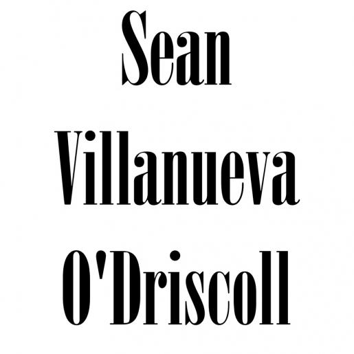 Coffee Break Interview: Sean Villanueva O'Driscoll / Corrado Korra Pesce