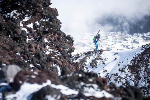 Etna Ski Mountaineering European Championships 2018
