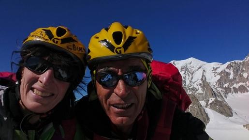 La guida alpina e il suo cliente. Di Anna Torretta - Società Guide Alpine Courmayeur