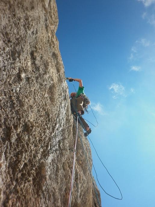 Arrampicata in Sardegna: Monte Ginnircu e Punta Su Mulone