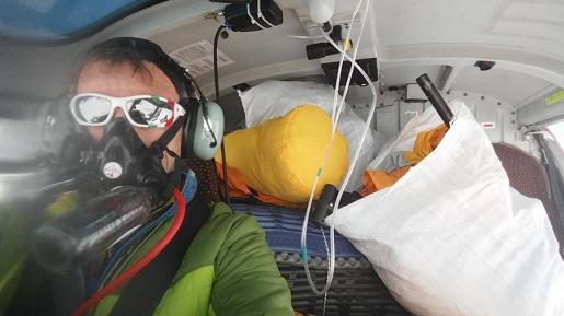 Solo in Volo: l'elisoccorso in montagna di Luigi Bombardieri e Maurizio Folini