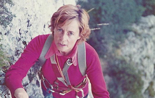 Sonia Livanos, goodbye to a great alpinist and woman