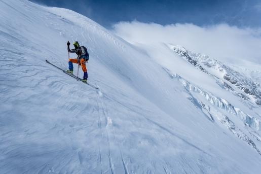 Monti Altai, sci estremo in Siberia per Daniel Ladurner & Co