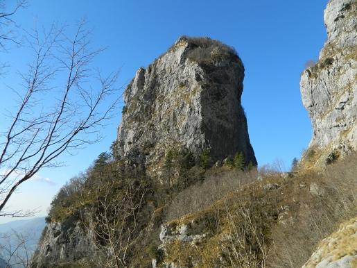 Chiusura temporanea Via Ferrata del Procinto in Alpi Apuane