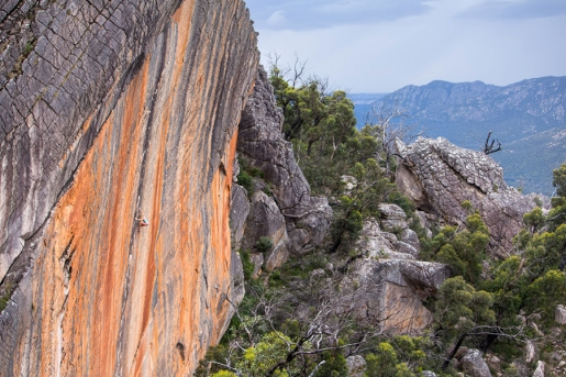 Climbing video: New Zealand and Australia through the eyes of Charlotte Durif and Josh Larson