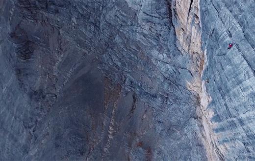 Video: Stigmata sul Sass de la Crusc in Dolomiti di Simon Gietl e Andrea Oberbacher