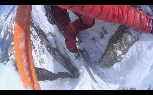 Paul Bonhomme completes Aiguille Verte 4 Faces in a day