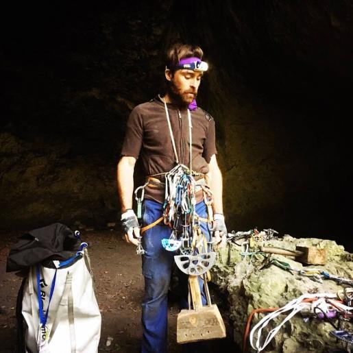 Sean Villanueva climbs freaky Frankenjura trad