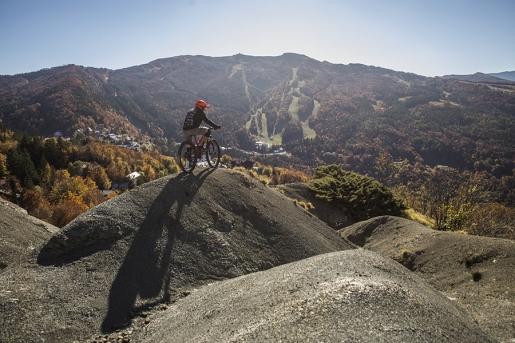 Abetone e Doganaccia. La montagna Toscana tra azione e bellezza