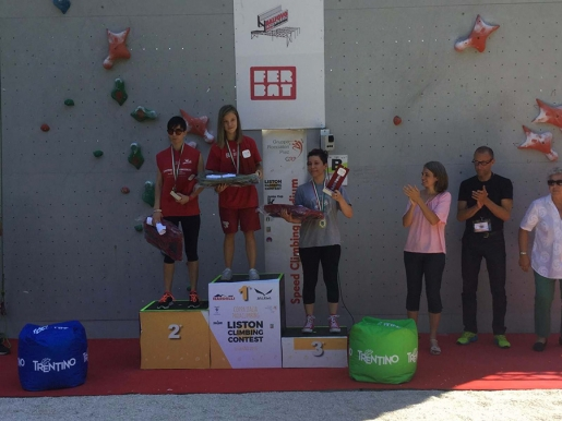 Coppa Italia Speed: a Mezzolombardo vincono Anna Calanca e Leonardo Gontero