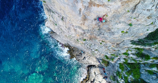 Rock climbing in Sardinia: two new crags at Baunei