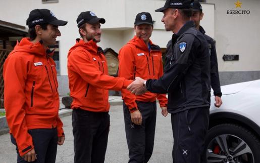 Maurizio Giordano perishes climbing Gasherbrum IV