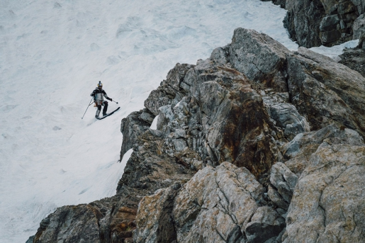 K2: Andrzej Bargiel historic first ski descent video