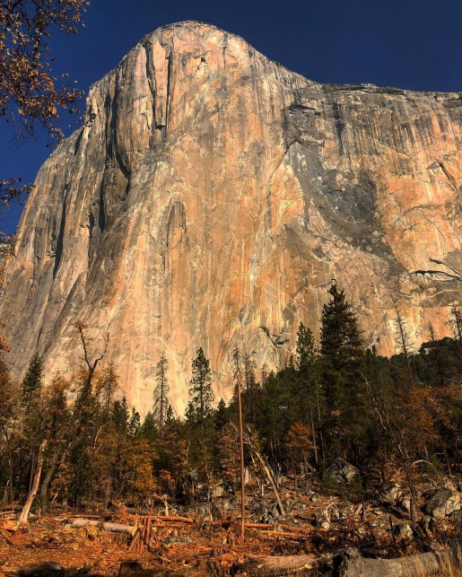 Tommy Caldwell, climate change and Yosemite valley