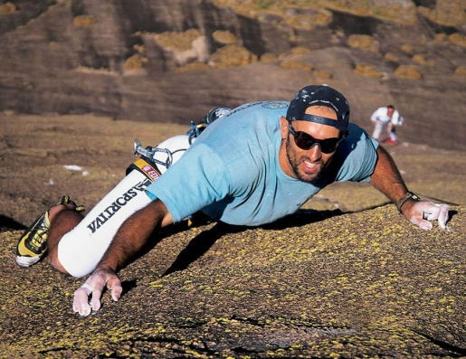 Tsaranoro Atsimo in Madagascar, film of 1998 first ascent by Rolando Larcher, Marco Sterni, Erik Švab