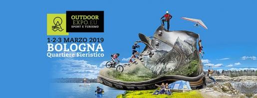 Outdoor Expo Bologna 2019, a marzo ritorna la fiera di sport e turismo nella Natura