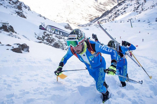 Ski Mountaineering World Cup, Robert Antonioli and Alba De Silvestro win Individual race in Andorra
