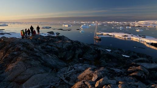 Antartide, antica esplorazione in un ambiente unico