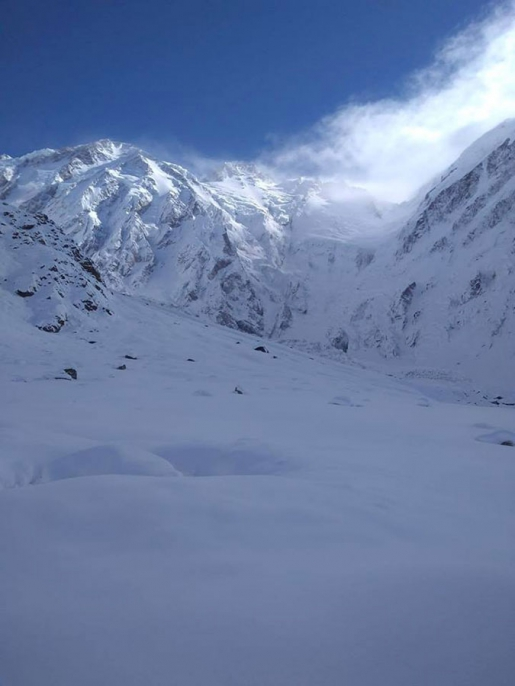 Nanga Parbat: rescue team reaches BC for Daniele Nardi and Tom Ballard