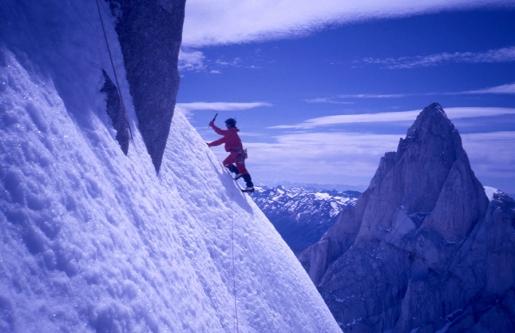 Marco Pedrini, Cumbre e la prima solitaria del Cerro Torre del 1985