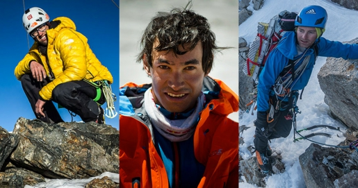 Hansjörg Auer, David Lama, Jess Roskelley: the families bid farewell