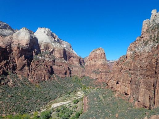 Zion Canyon new rock climb by Jeremy Collins and Jarod Sickler